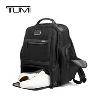 TUMI 途明 Alpha 3系列 中性商务尼龙双肩包 02603589D3