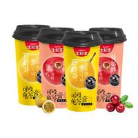 88VIP:Sunity 生和堂 果冻蔓越莓百香果龟苓膏 230g*4杯