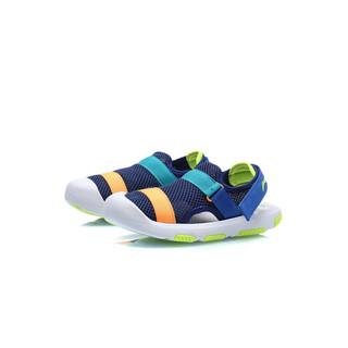 LI-NING 李宁 儿童官网春秋童鞋儿童婴幼儿学步鞋运动鞋
