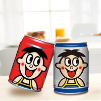 Want Want 旺旺 旺仔O泡组合装 原味 245ml*8罐(儿童牛奶245ml*5罐+O泡果奶245ml*3罐)