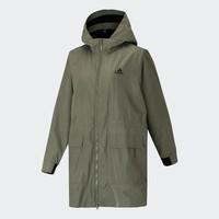 adidas 阿迪达斯 STYLE LONG JKT GM1440 女款夹克外套