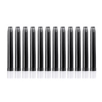 PILOT 百乐 IC-100 可替换钢笔墨胆 黑色 12支装