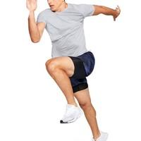 UNDER ARMOUR 安德玛 Qualifier Iso-Chill 男子跑步运动短袖T恤
