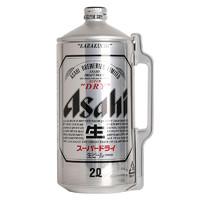 有券的上:Asahi 朝日啤酒 超爽生啤酒   2L