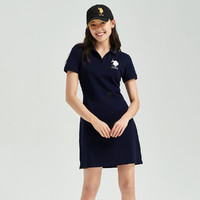 U.S. POLO ASSN. 美国马球协会 TF012-85A 女士运动休闲polo裙