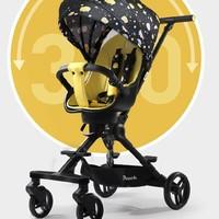 PLUS会员:Pouch 帛琦 婴儿手推车