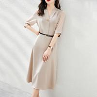 SRCR 奢汐 HF21X88038KS1 女式连衣裙