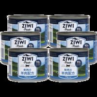ZIWI 滋益巅峰 ZiwiPeak 巅峰 羊肉主食罐头185g*6 罐