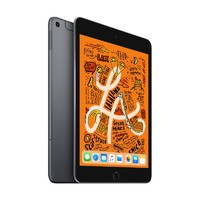Apple 苹果 iPad mini 5 2019款 7.9英寸 iOS 平板电脑(2048*1536dpi、A12、64GB、WLAN版、深空灰、MUQW2CH/A)