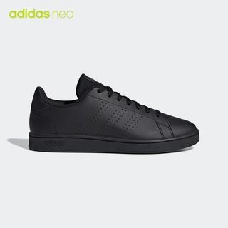 adidas 阿迪达斯 neo ADVANTAGE BASE男子情侣款休闲运动鞋EE7690