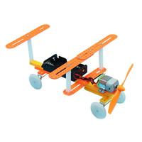 Zhiqixiong 稚气熊 DIY单引擎螺旋桨飞机