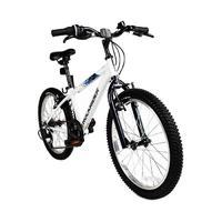 DECATHLON 迪卡侬 儿童自行车 8542381 雪白/深藏青色 20寸 6速 裸车