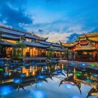 上海皇廷花园酒店 豪华房1晚(含双早+5张100元餐饮抵用券等)