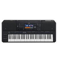 PLus会员 : YAMAHA 雅马哈 电子琴PSR-SX600/700/SX900乐队专业娱乐演奏midi编曲键盘61键 PSR-SX700黑色官方标配