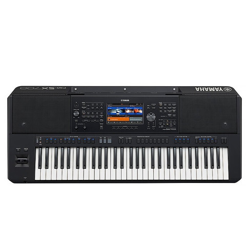 PLus会员:YAMAHA 雅马哈 电子琴PSR-SX600/700/SX900乐队专业娱乐演奏midi编曲键盘61键 PSR-SX700黑色官方标配