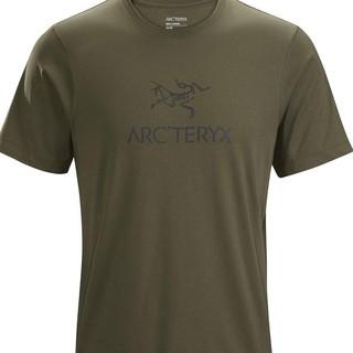 ARC'TERYX 始祖鸟 男士休闲有机棉T恤