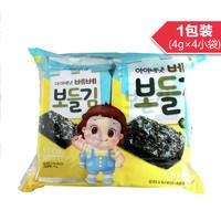 88VIP:ivenet 艾唯倪 婴儿海苔片 4g*4/袋