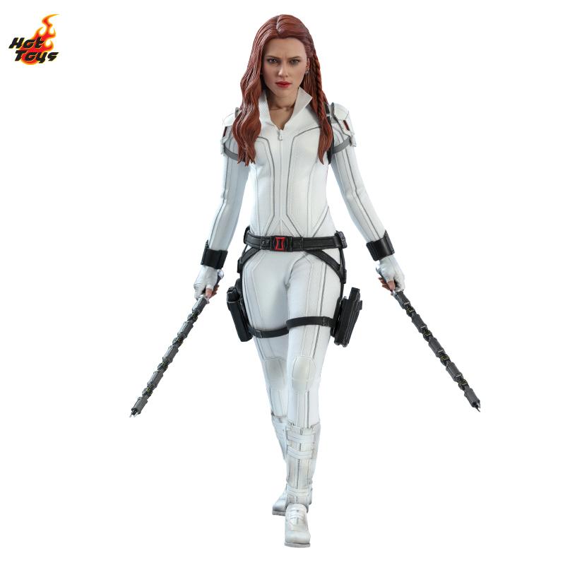 Hot Toys 狂热玩具 黑寡妇 黑寡妇雪地战衣 1:6比例珍藏人偶