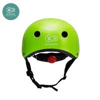 Kinderkraft 可可乐园 儿童自行车头盔 绿色