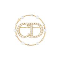 Dior 迪奥 V0412CDLRS_D301 经典CD字母胸针