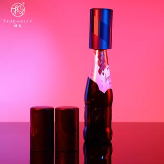 极礼啤酒开瓶器多功能创意网红开啤酒起子神器按压式起盖器启瓶器