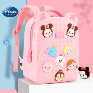 Disney 迪士尼 幼儿园书包儿童3岁5卡通可爱女童小学生大班2021新款小书包