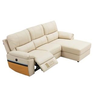 补贴购 : ZUOYOU 左右家私 5088 真皮电动功能沙发 转二件