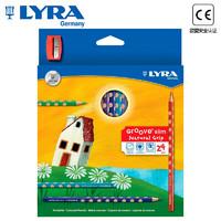LYRA 艺雅 L2821240 艺雅洞洞彩色铅笔 24色