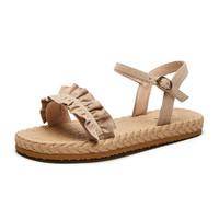 hotwind 热风 H062W1630814  女士一字带凉鞋