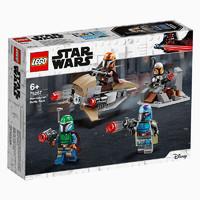 LEGO 乐高 星球大战系列 75267 曼达洛人战斗套装