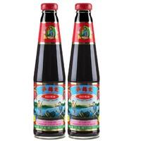 88VIP:LEE KUM KEE 李锦记 旧庄蚝油 510g*2瓶