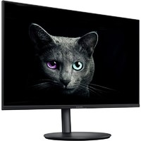 PLUS会员:SAMSUNG 三星 F27T700QQ 27英寸显示器(2560×1440、75HZ)