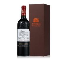 PLUS会员:菲特瓦 超级波尔多 干红葡萄红酒  750ml*2瓶