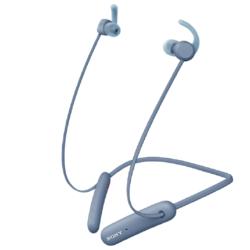 SONY 索尼 WI-SP510 入耳式颈挂式蓝牙耳机 蓝色