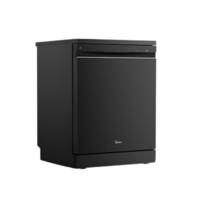 Midea 美的 JV800 嵌入式洗碗机 16套 黑色