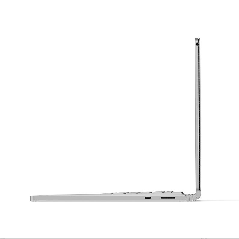 Microsoft 微软 Surface Book 3 13.5英寸超轻薄二合一平板电脑设计师笔记本 i5 8 256G固态硬盘 银色