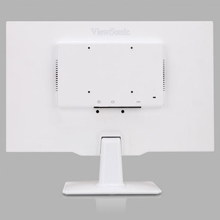 ViewSonic 优派  VX2363smhl-W 23英寸 IPS 显示器(1920×1080、60Hz) 白色