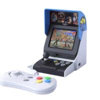 OLOEY NEOGEO mini 国际版 游戏机主机 蓝白色+手柄