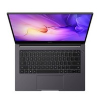HUAWEI 华为 MateBook D14 2021锐龙版 14英寸笔记本电脑(R5-5500U、16GB、512GB)