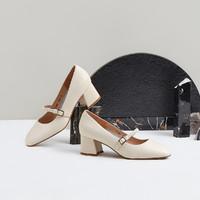 BASTO 百思图 RGLHC860DD3CQ0  女士单鞋