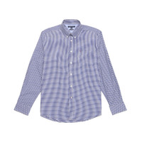 TOMMY HILFIGER 汤米·希尔费格 13H1863084  男款休闲商务格子衬衫