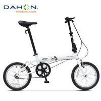 DAHON 大行 KT610 超轻可折叠自行车