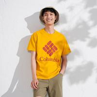 Columbia 哥伦比亚 AE0367 男子户外防晒短袖T恤