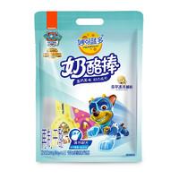MILKGROUND 妙可蓝多 儿童奶酪棒 香草冰淇淋味 500g