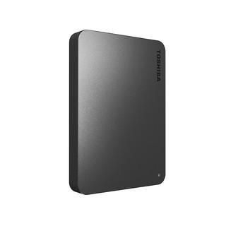 TOSHIBA 东芝 新小黑A3系列 2.5英寸Micro-B移动机械硬盘 USB 3.0