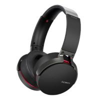 SONY 索尼 MDR-XB950B1 耳罩式头戴式蓝牙耳机 黑色