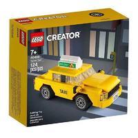 LEGO 乐高 Creator 创意百变高手系列 40468 黄色出租车