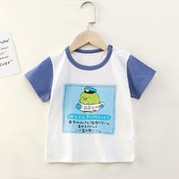 Zhuan'Yi 专一 儿童纯棉短袖T恤卡通上衣 73-120cm适穿