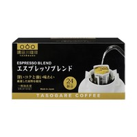 88VIP : TASOGARE 隅田川 现磨手冲挂滤特浓挂耳咖啡 8g*24袋