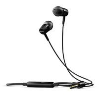 SONY 索尼 MH750 入耳式有线耳机 黑色 3.5mm